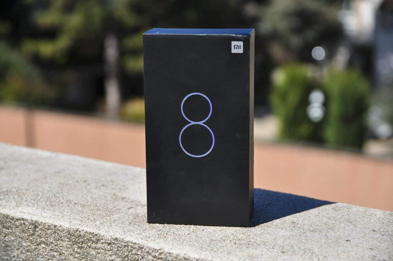 Photo de Test – Xiaomi Mi 8 : La bonne surprise de l'année !