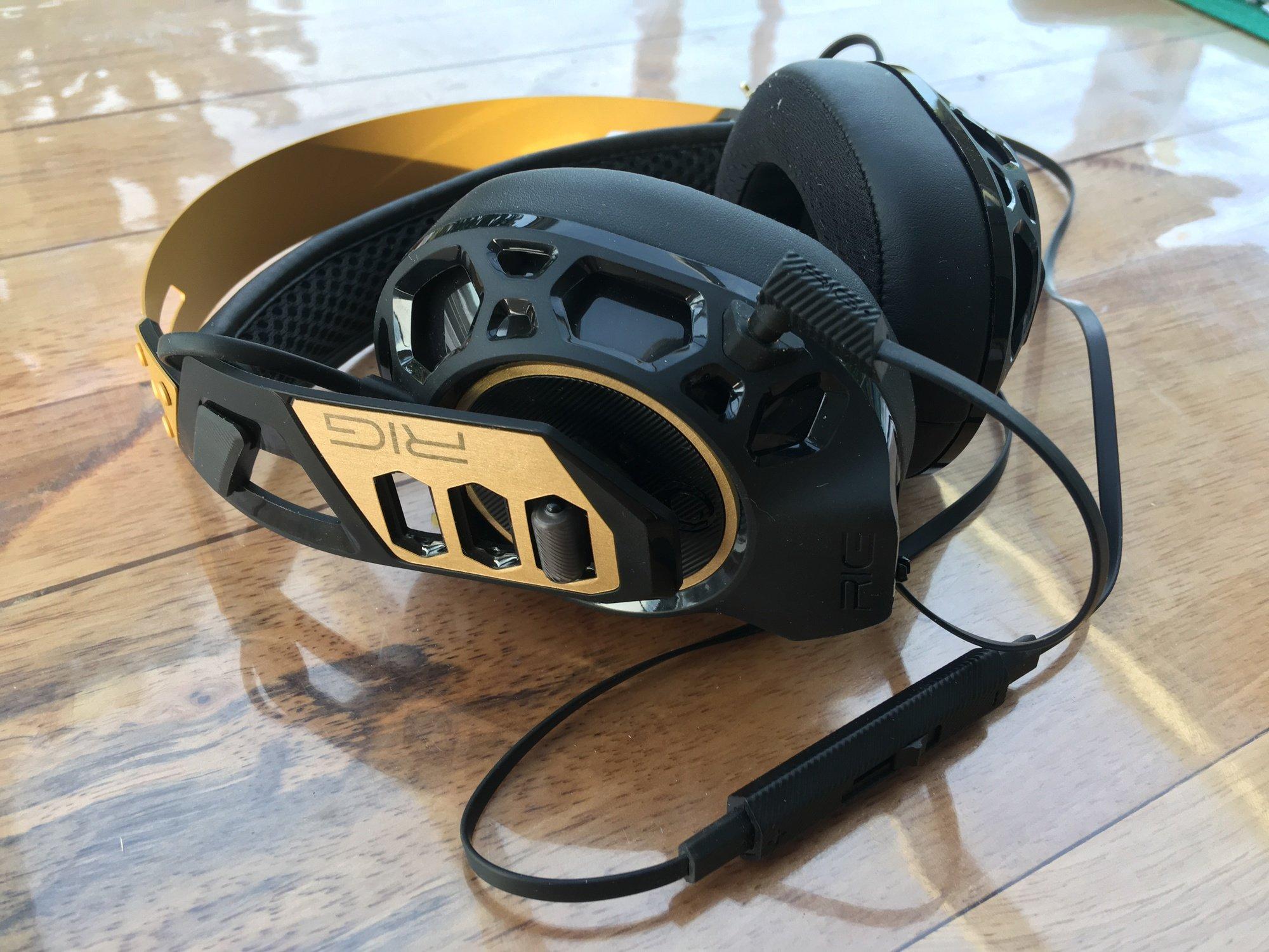 Plantronics RIG 500 Pro : Test complet - Audio - Le Café du Geek