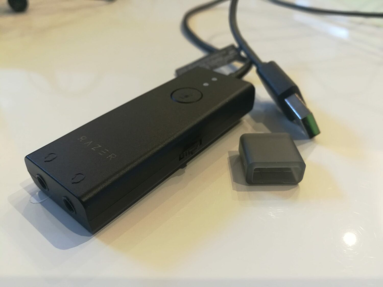 Razer Ifrit et USB Audio Enhancer