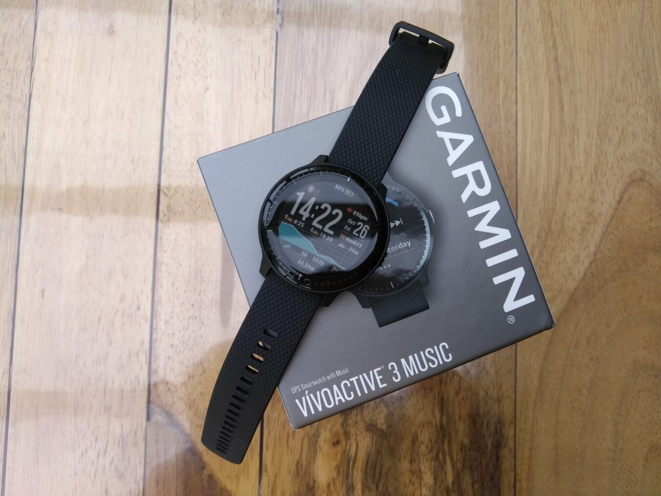Photo of Test – Garmin Vivoactive 3 Music : une montre sportive et urbaine