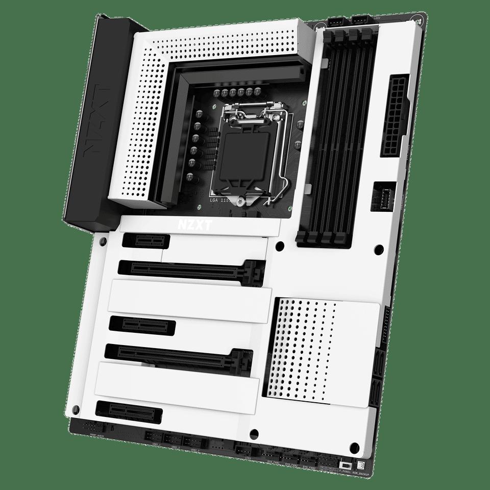 N7 Z390-White-Main