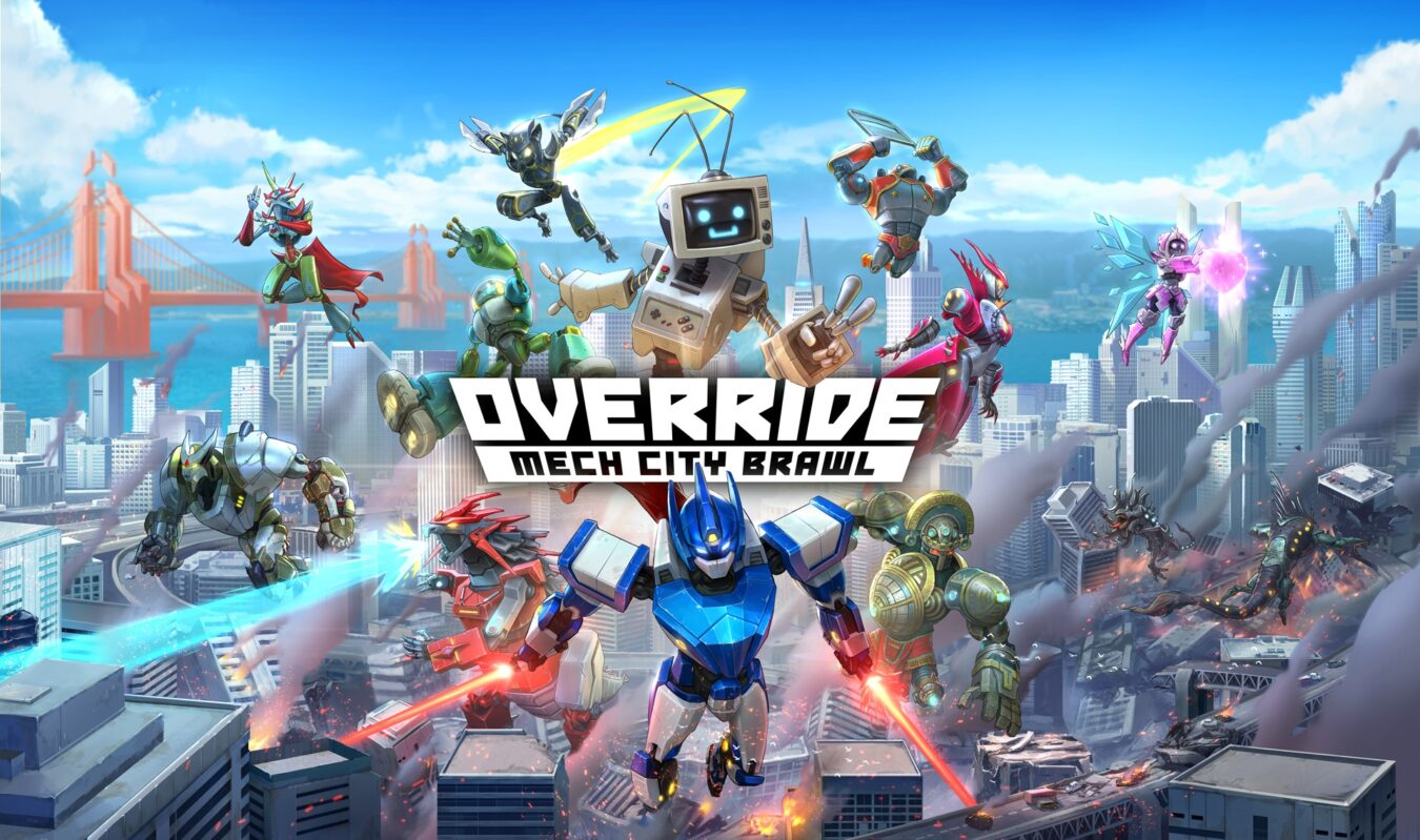 Photo of Actu – Du nouveau pour Override: Mech City Brawl