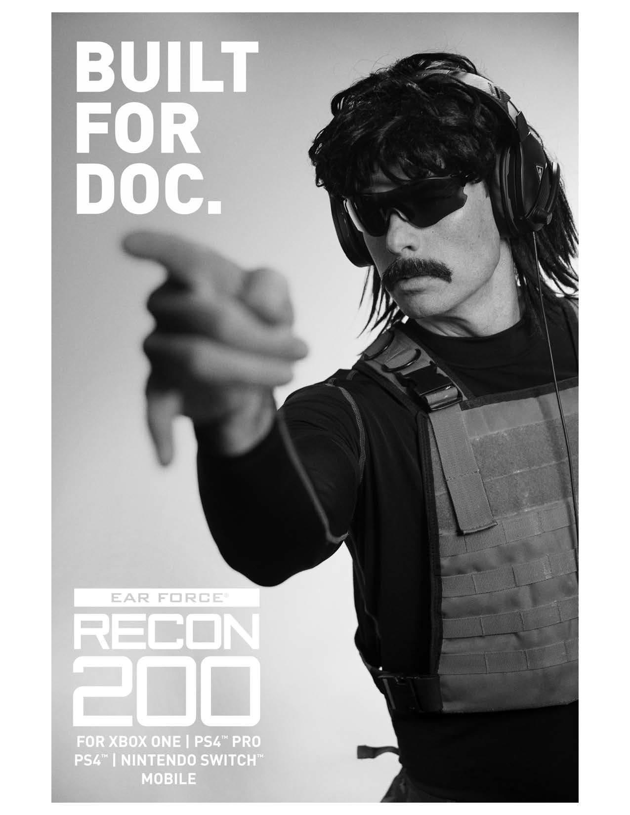 Recon 200 et le doc
