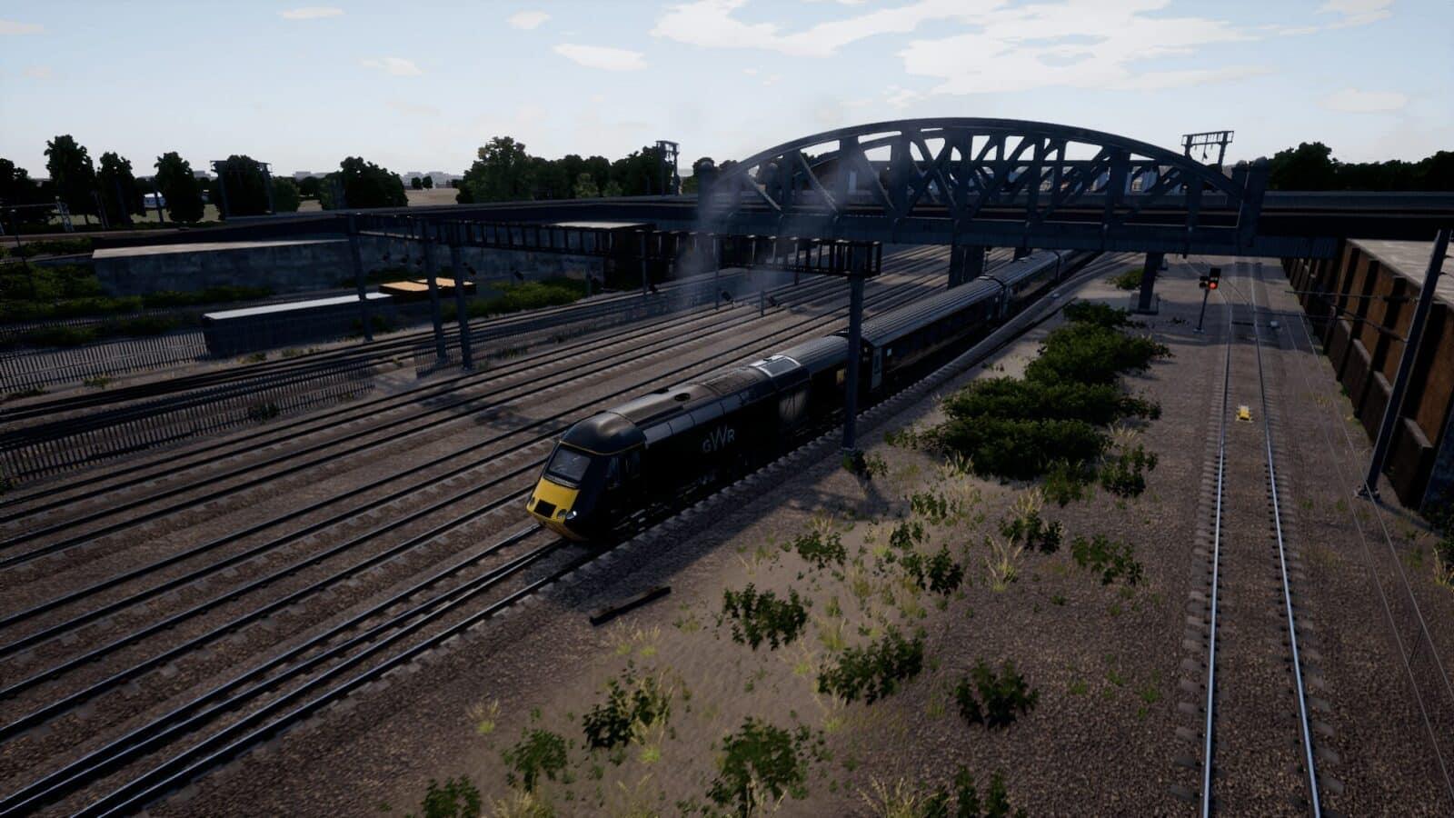 TSW-GWR frein