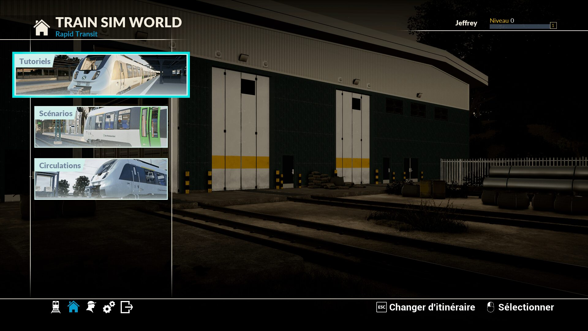TSW-Rapid Transi-tuto