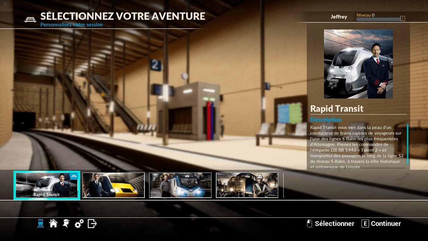 Train Sim World-rapid transit