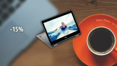 Photo de #BonPlan – Ultrabook convertible Dell Inspiron 13 5000 à -15%