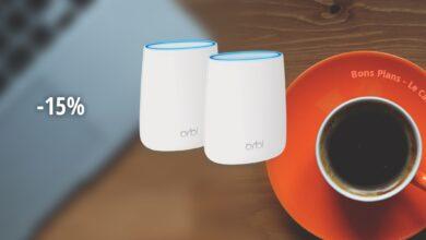 Photo de #BonPlan – Système Wi-Fi Netgear Orbi à -15%