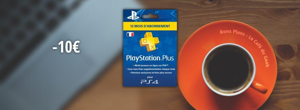 Une - PS Plus - Bon Plan 231018