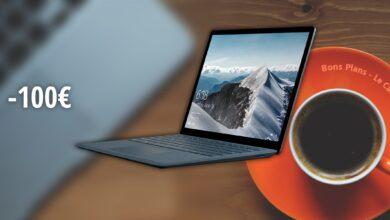 Photo de #BonPlan – 100€ de réduction sur le Surface Laptop – Le PC/Tablette au top !