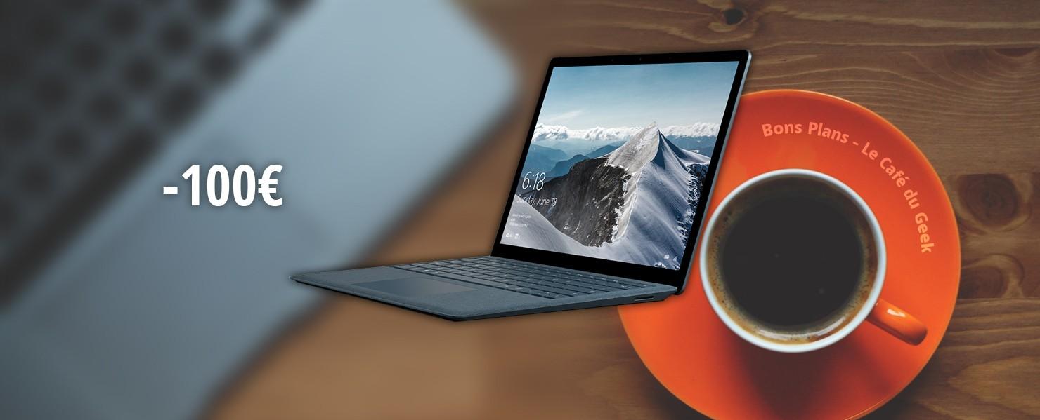 Une - Surface Laptop - Bon Plan 221018