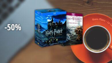 Photo of #BonPlan – Jusqu'à -50% sur les coffrets Blu-ray chez Amazon !
