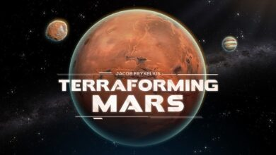 Photo de Buzz&Clair – Terraforming Mars d'Asmodée Digital est disponible sur PC via Steam