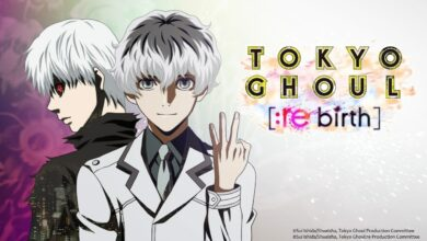 Photo of Buzz&Clair – Tokyo Ghoul [ :re birth] gratuit sur Android et iOS