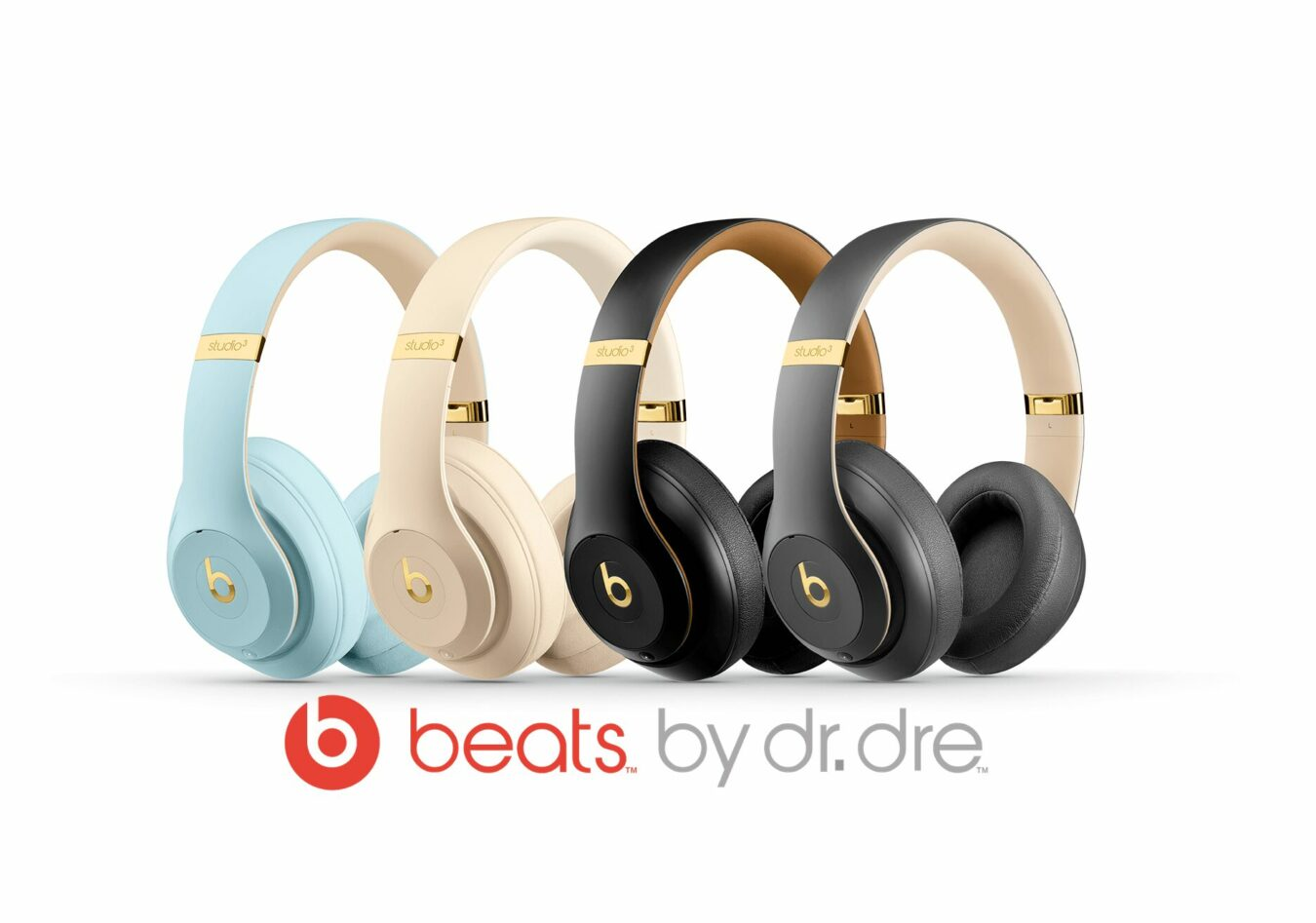 Photo de Beats lance la collection Skyline,  le Studio 3 pour les voyageurs