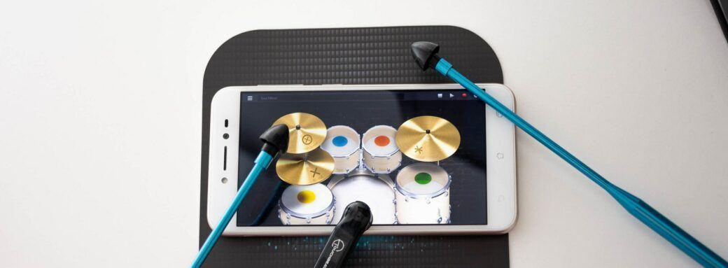 Avis du Touchbeat Smart Drum Kit