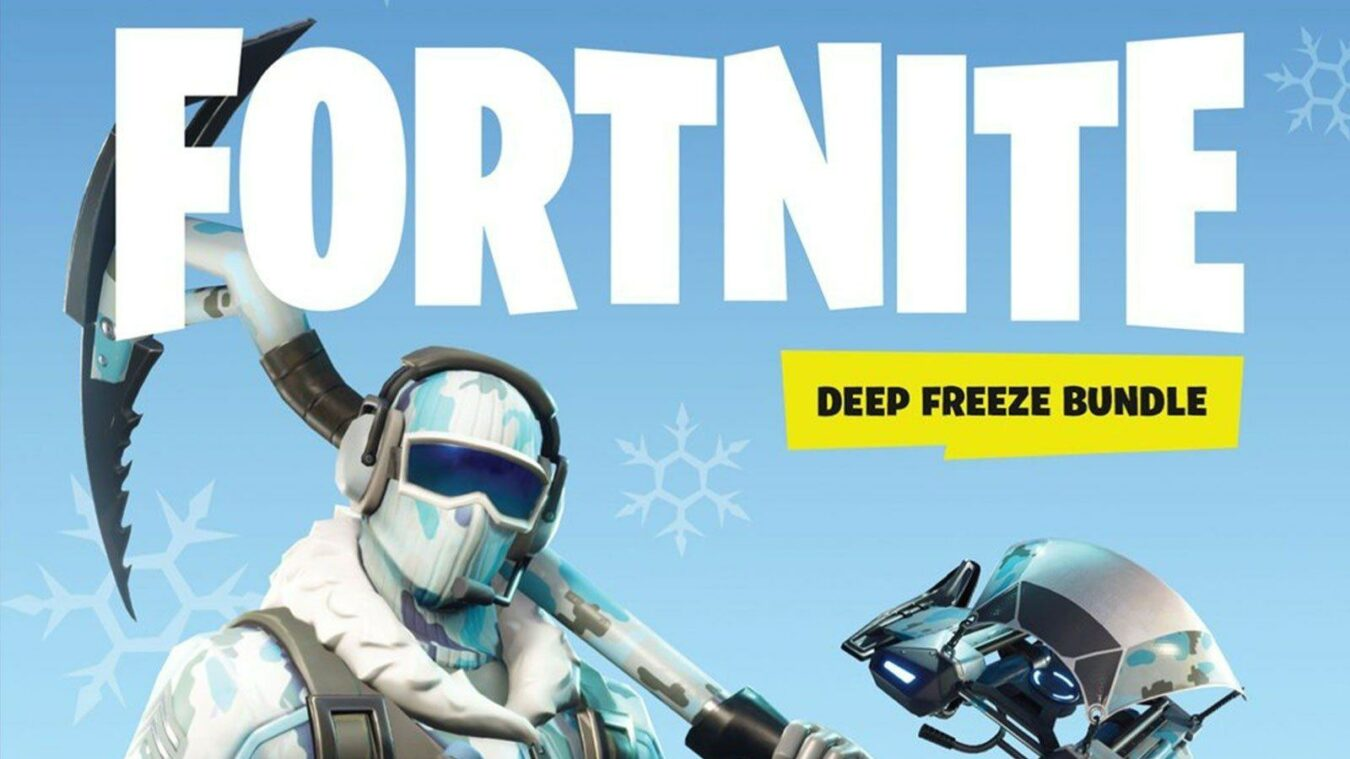 Photo of Fortnite arrive en version physique avec le pack : Froid Eternel