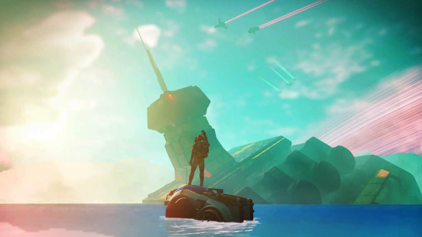 Photo de No Man's Sky invite à s'immerger dans The Abyss