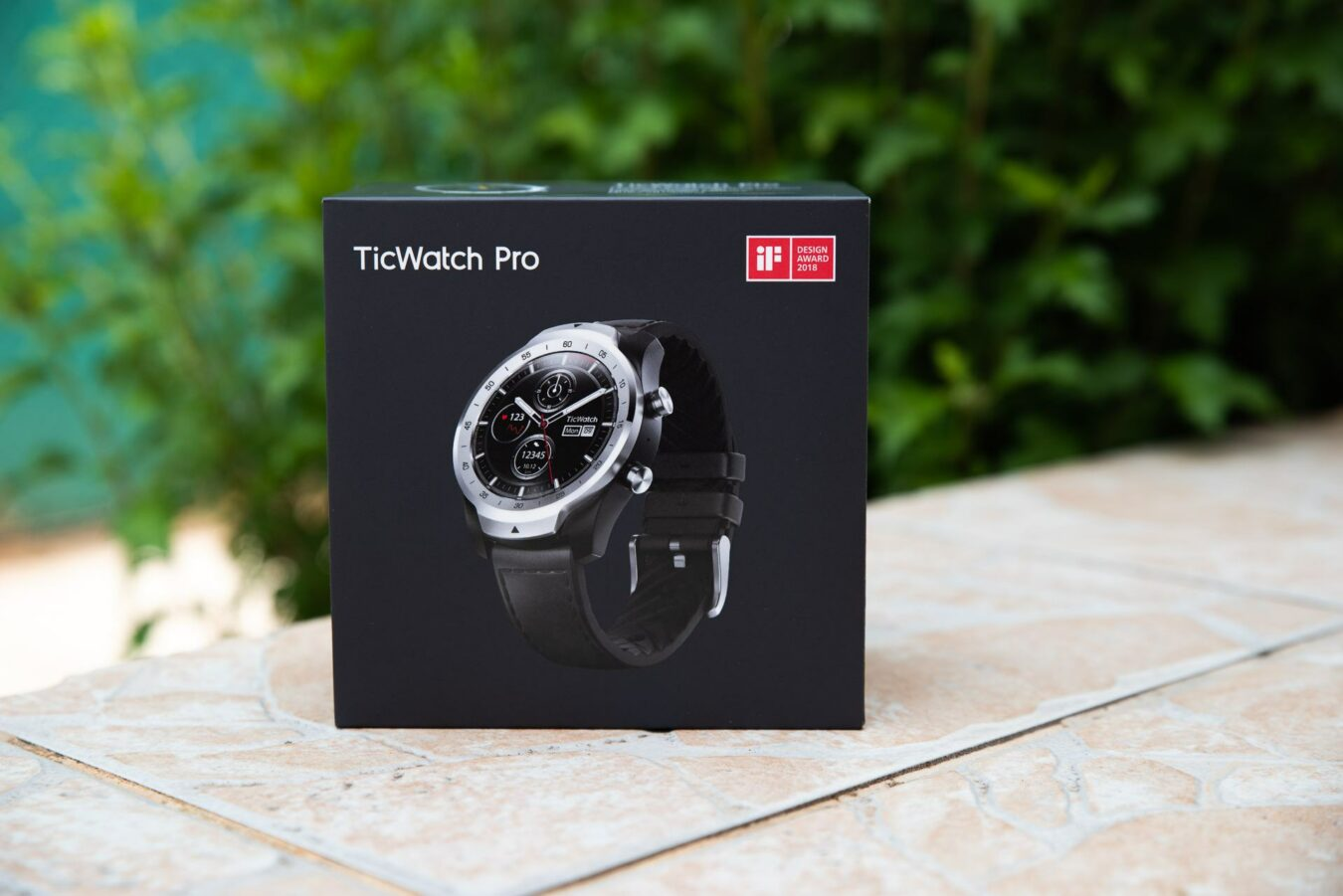 Photo de Test – TicWatch Pro : La montre connectée à 2 écrans