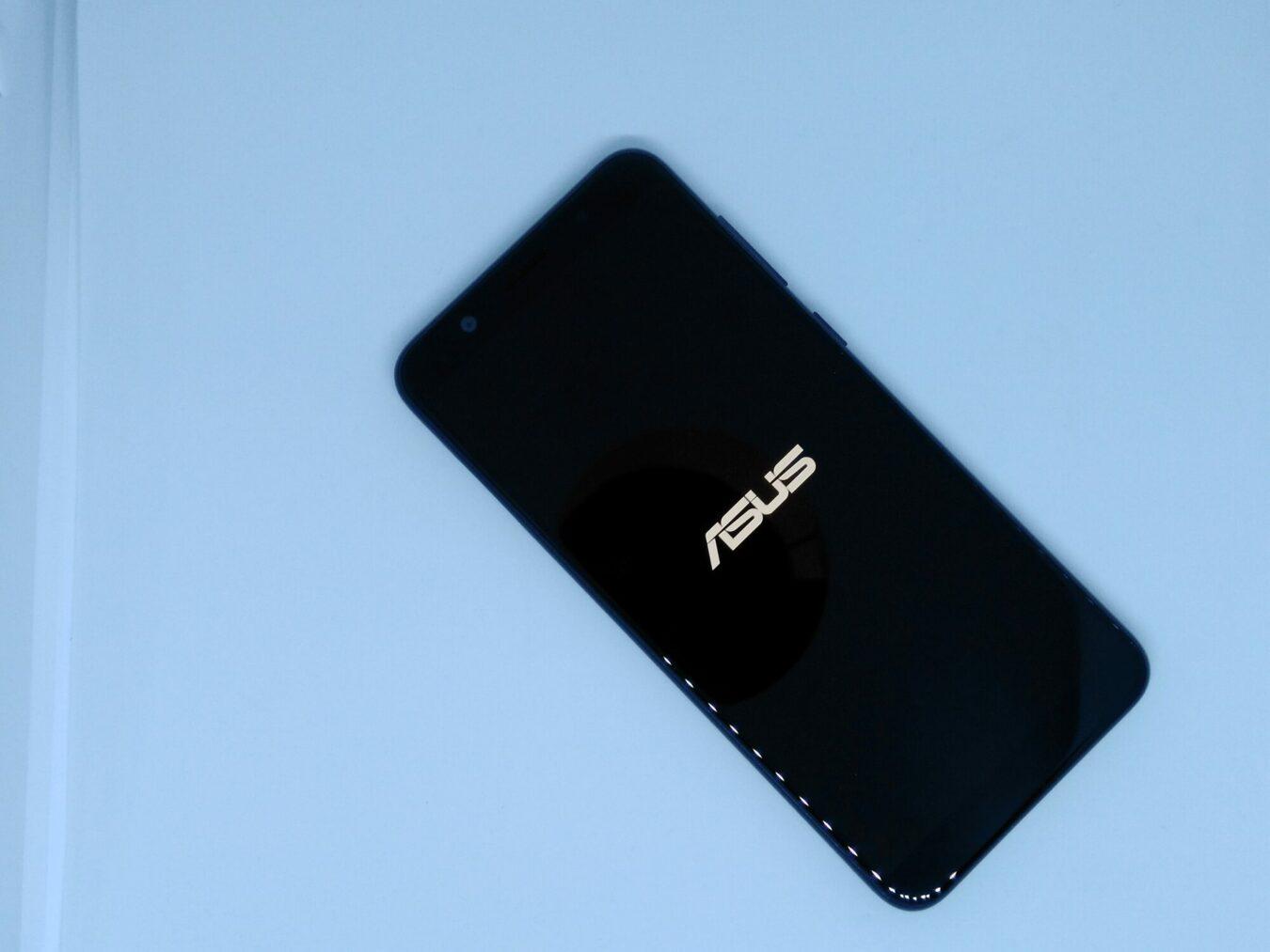 Asus Zenfone Max Pro M1-Demarrage