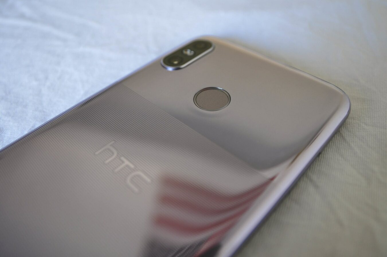 Photo de Test – HTC U12 Life : Un smartphone sans extravagances