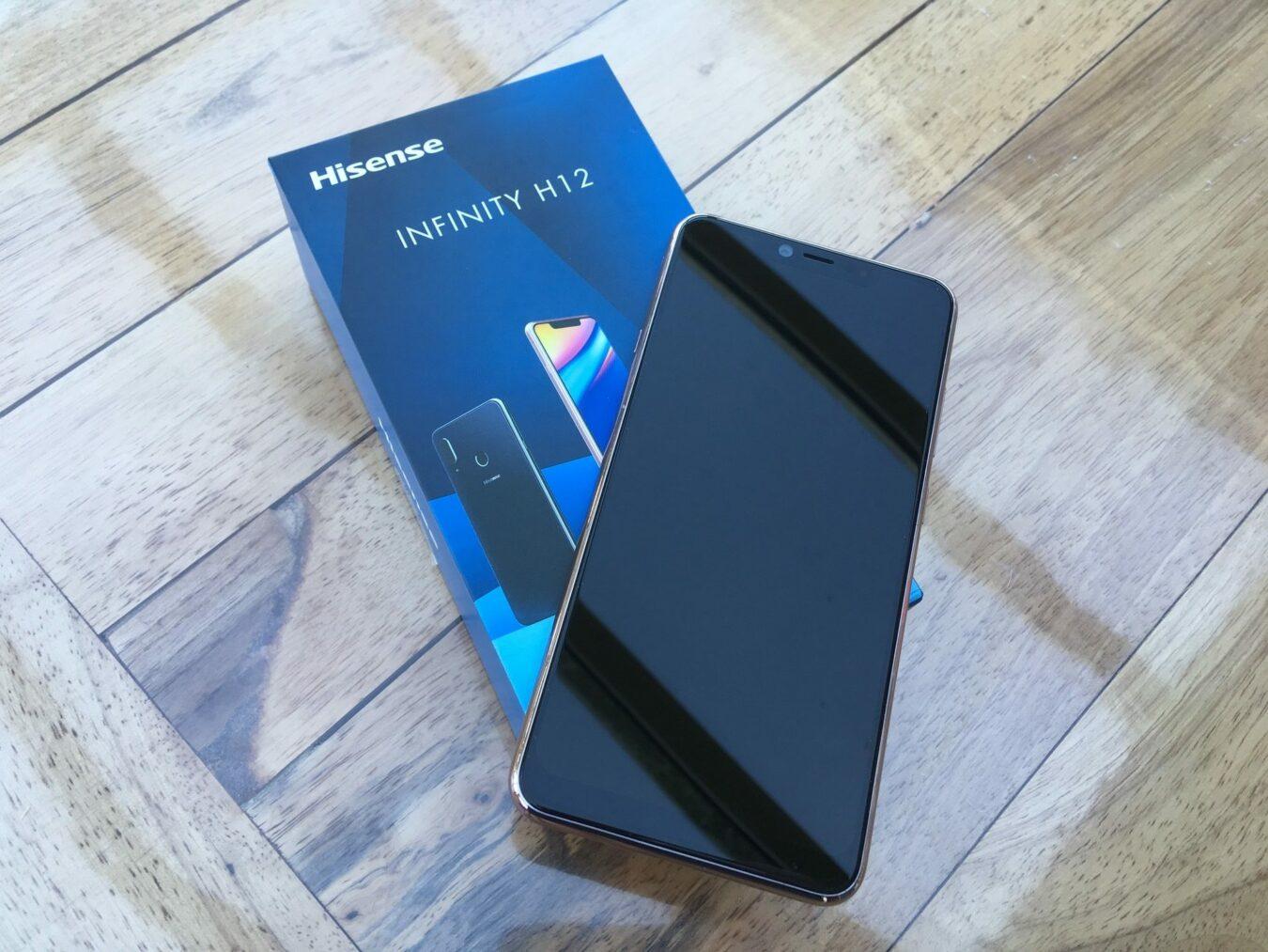 Photo de Test – Hisense Infinity H12, une valeur sûre des smartphones milieu de gamme