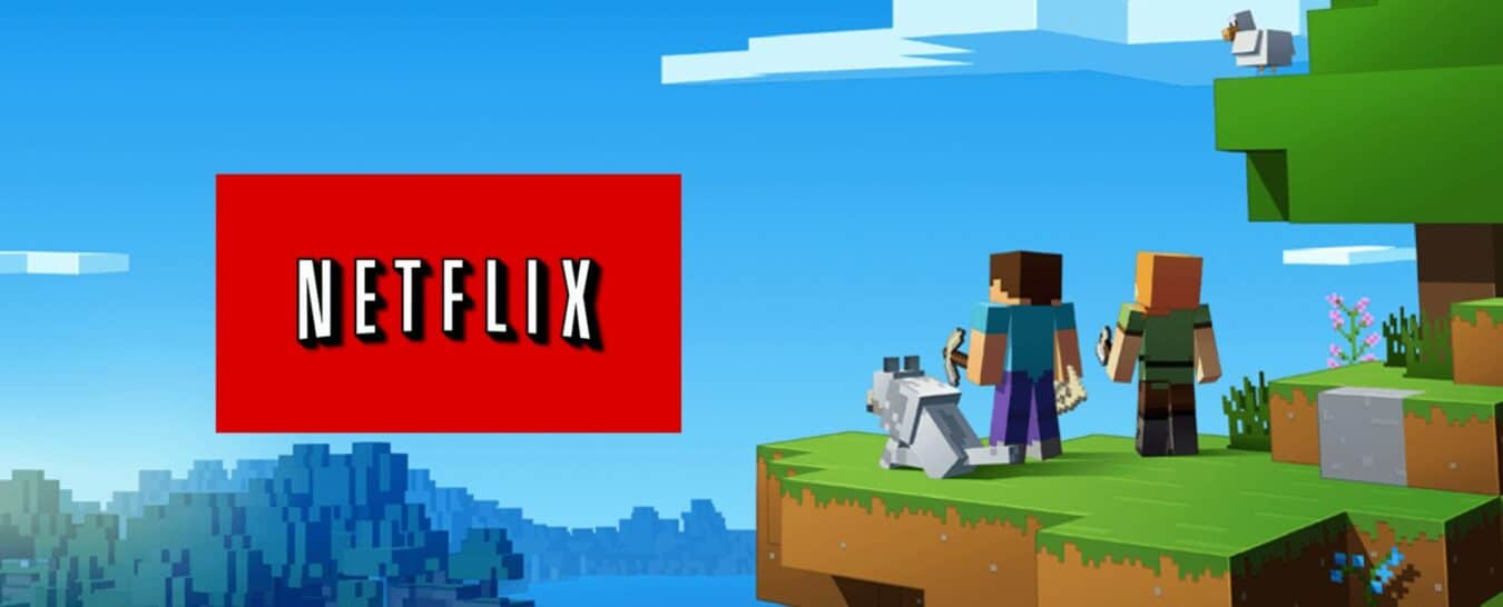 Photo de Jouer à Minecraft sur Netflix, c'est désormais possible !