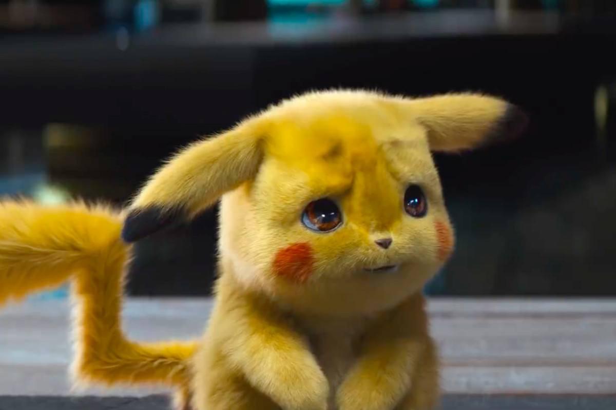 Qu'il est mignon ! Pokémon Détective Pikachu