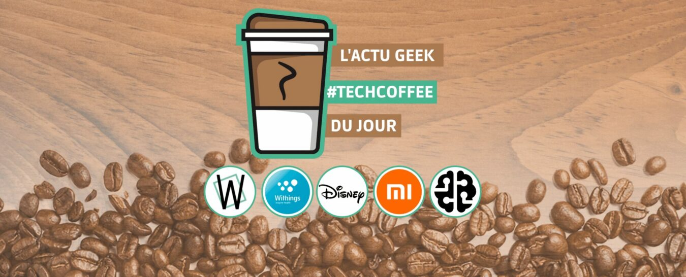 Photo de Disney détaille son service de streaming et une IA présente le journal #TechCoffee