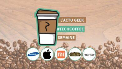 Photo of Les livraisons de vos colis taxés, Au Revoir le téléphone et un Apple Store ferme ! #TechCoffee