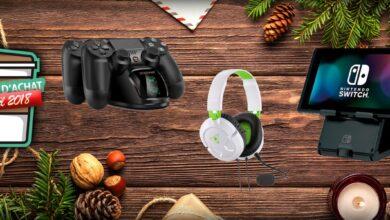 Photo of Guide d'achat de Noël 2018 : notre sélection de consoles et accessoires