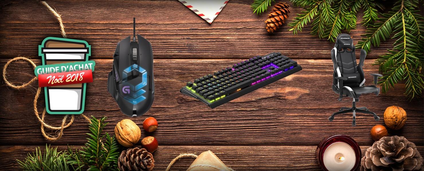 Accessoires PC Noël 2018