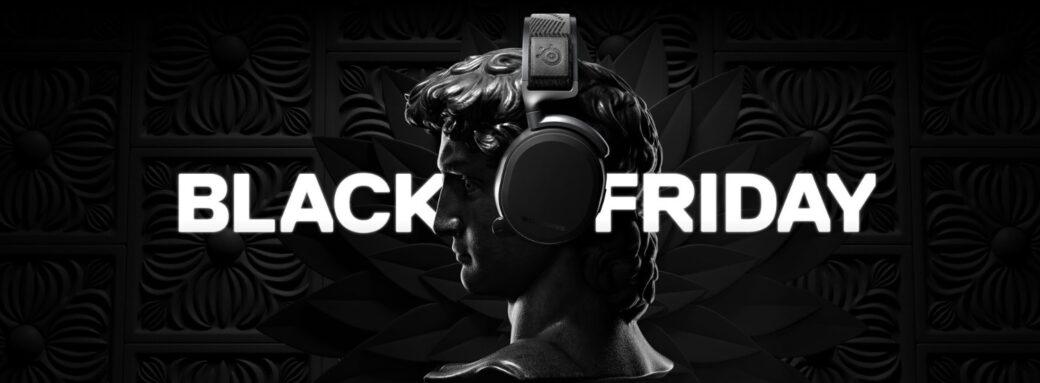 SteelSeries Black Friday