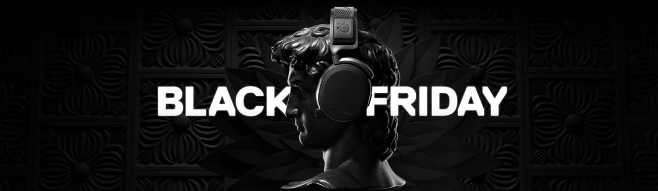 Photo of Black Friday – Des tonnes de promotions chez SteelSeries !