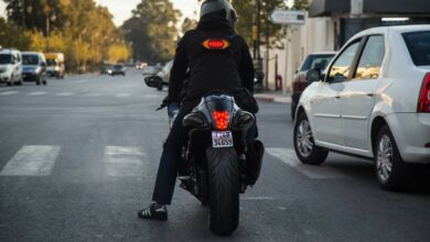 Photo de Clic-Light by Road-Light : Innovation et sécurité pour les motards
