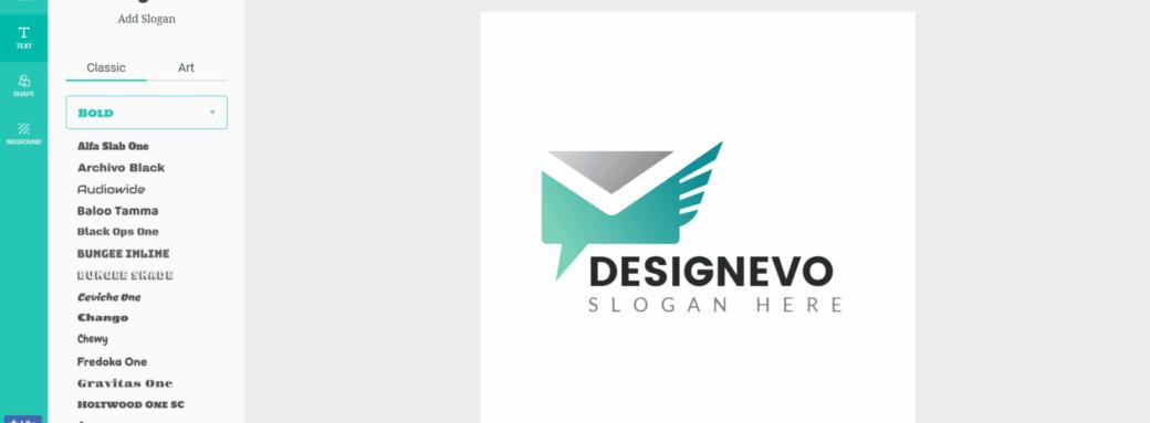 designevo product