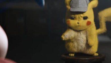 Photo de Détective Pikachu doublé par Deadpool dans le nouveau film Pokémon !