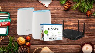 Photo of Guide d'achat de Noël 2018 : notre sélection pour améliorer son WiFi