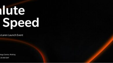 Photo de OnePlus s'associe avec McLaren : lancement prévu le 11 décembre