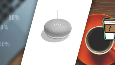 Photo of #BonPlan – L'enceinte connectée Google Home Mini à moitié prix !