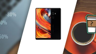 Photo of #BonPlan – Le smartphone Xiaomi Mi Mix 2 à seulement 243€ !