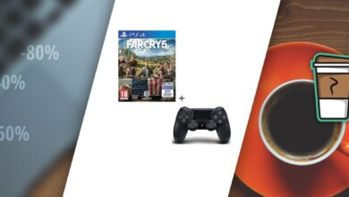 Photo of #BonPlan – Far Cry 5 offert avec la DualShock 4 (V2) !
