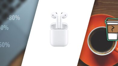 Photo of #BonPlan – Les Apple AirPods à seulement 124,99€ !