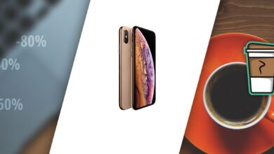 Photo of Black Friday – L'iPhone XS à seulement 978€ et le XR à 700€ !