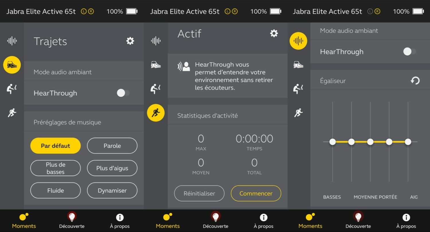 Jabra Elite Active 65t App