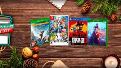 Photo of Guide d'achat de Noël 2018 : notre sélection Jeux-Vidéo
