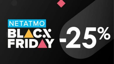 Photo of Black Friday 2018 – Netatmo lance ses offres pour connecter la maison