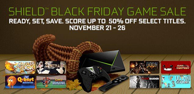 Nvidia TV Shield Black Friday