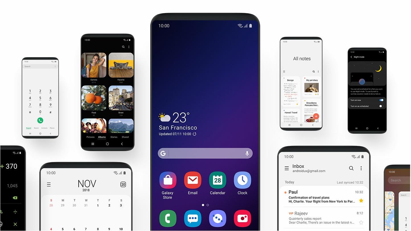 One UI - La surcouche Android de Samsung