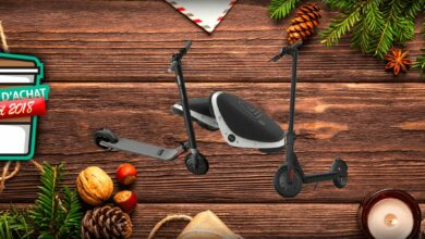 Photo of Guide d'achat de Noël 2018 : notre sélection de Trottinette et mobilité électrique